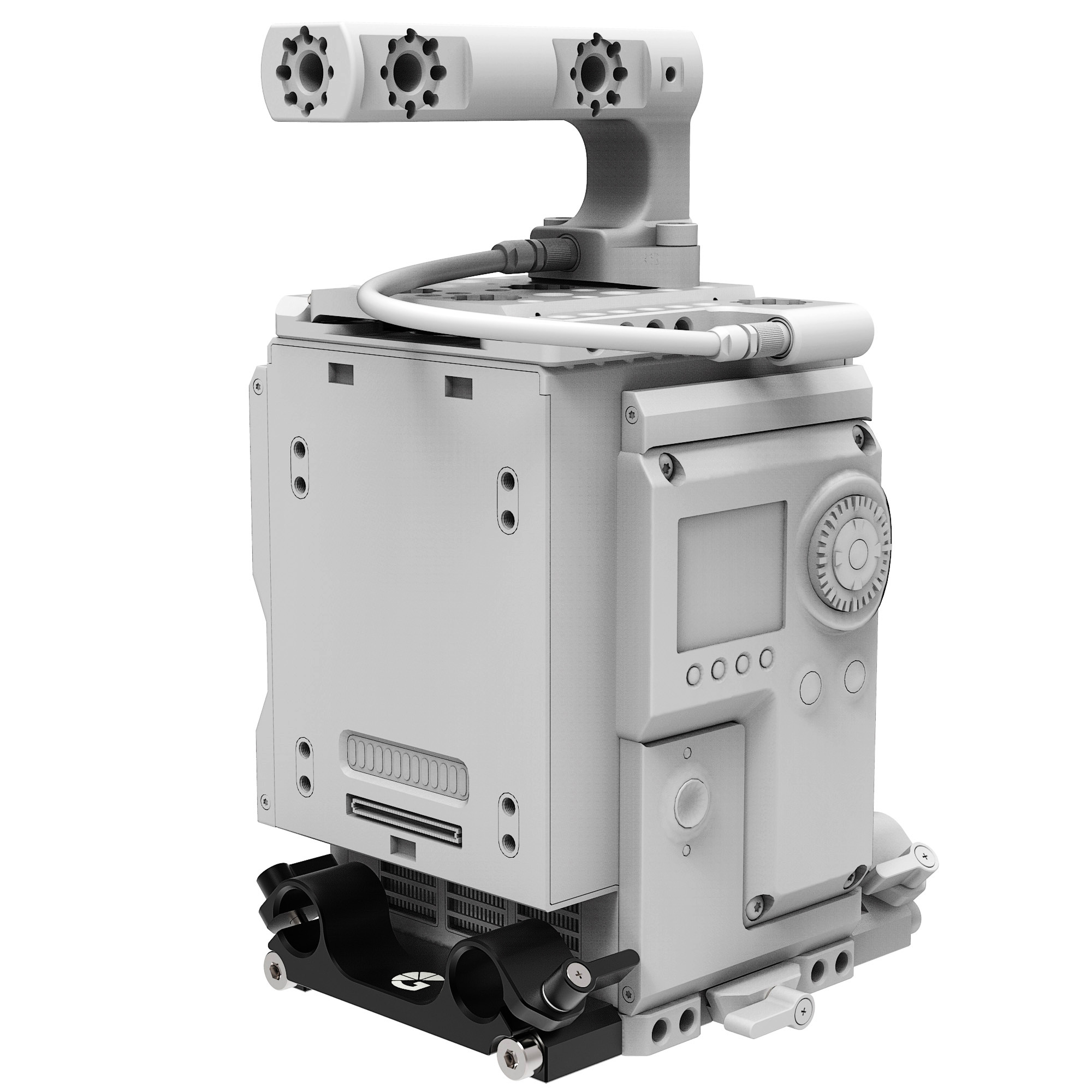 B4002 1003 15mm LWS mount for DSMC2 4 1