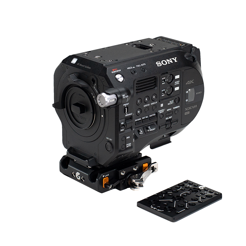 B4004 0014 Sony FS7 FX9 Baseplate 00 FS7 web