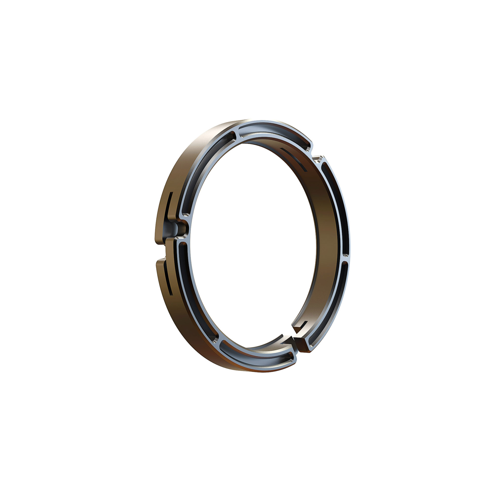 B1250 1016 114 95mm Clamp on Ring 1