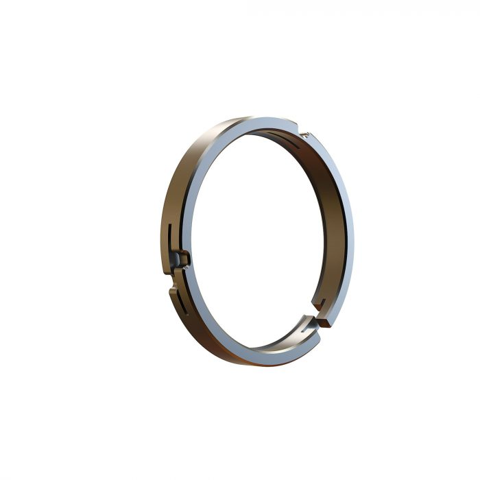 B1250 1046 114 100mm Clam on Ring 1