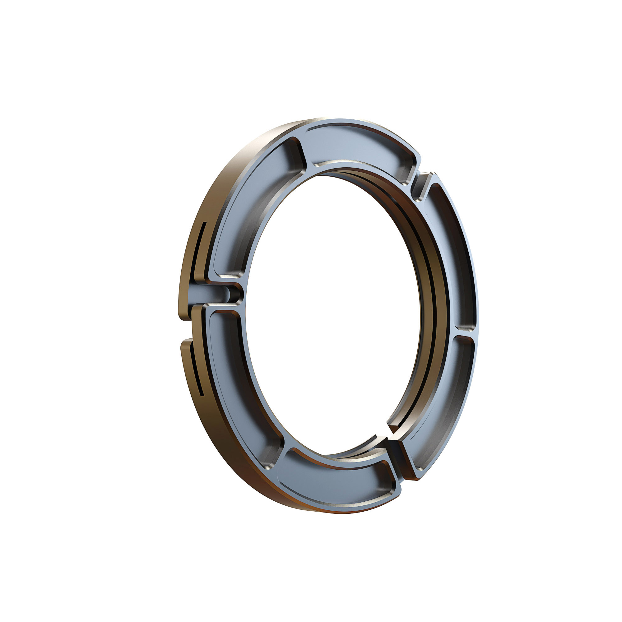 B1250 1053 143 104mm Clamp on Ring 1