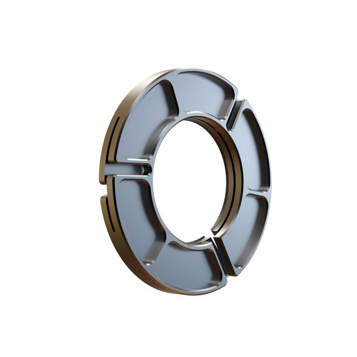 B1250 1056 143 80mm Clamp on Ring 1