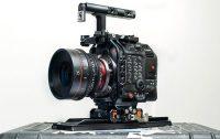 Canon EOS C500 Mark II Left Field Cage