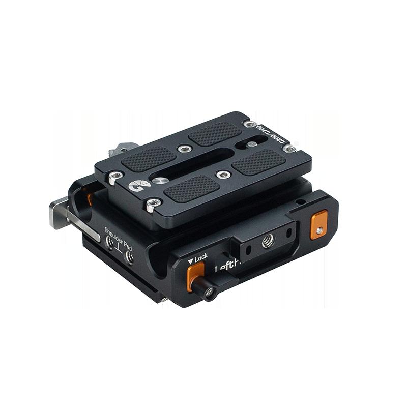 B4005 0006 Canon C500 Mk II C200 C700 Left Field QR Baseplate 02