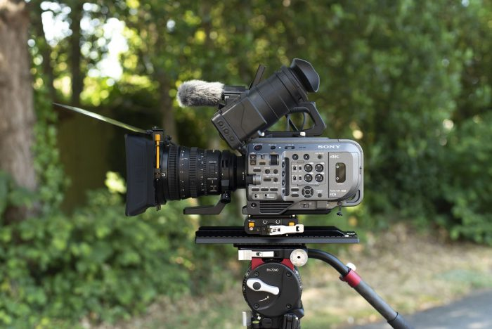 Sony FX9 Baseplate MisfitAtom
