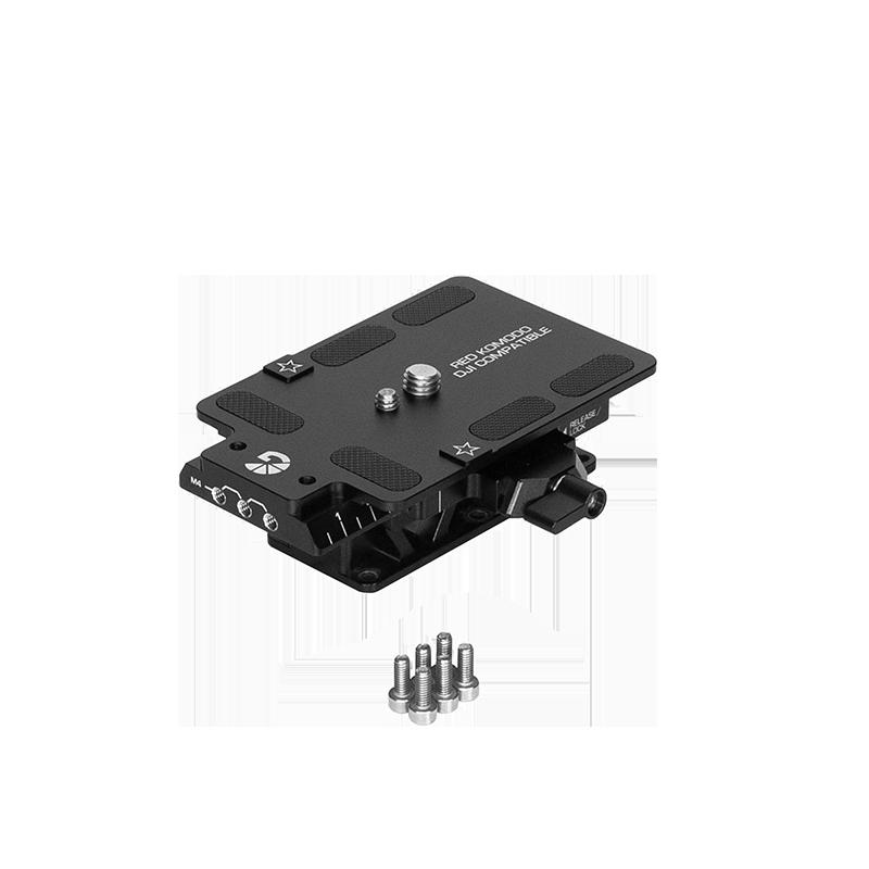 B4002 0019 RED Komodo DJI Zhiyun Riser 15mm Baseplate Kit 03 web