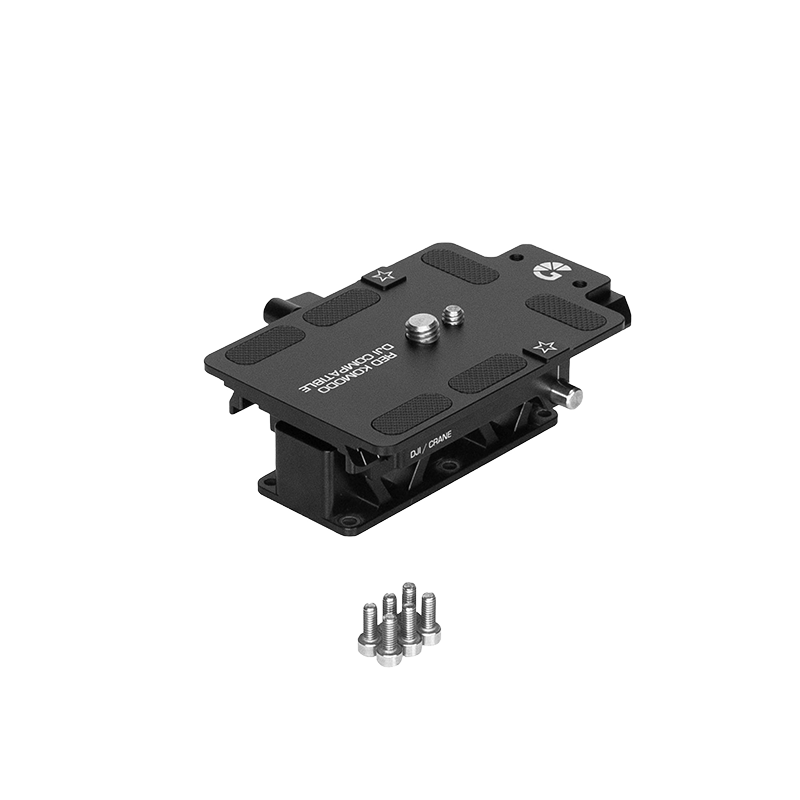 B4002 0019 RED Komodo DJI Zhiyun Riser 15mm Baseplate Kit 02 web