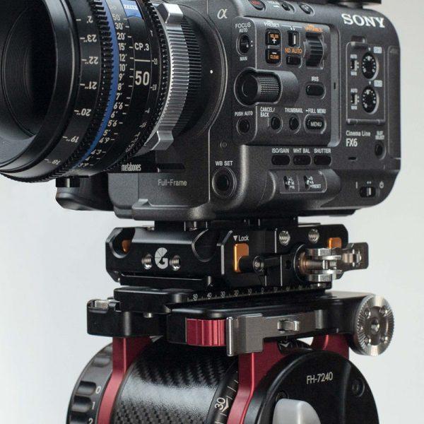 Sony FX6 Baseplate web
